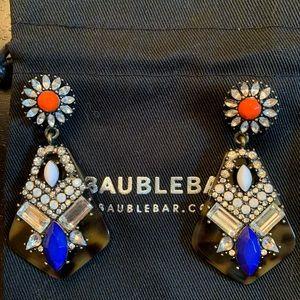Baublebar earrings. Great condition.
